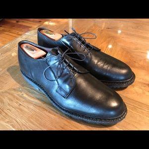 Allen Edmonds Plain Toe Derby Size 10D